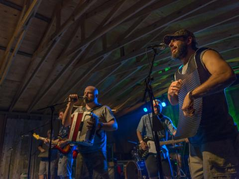 Down home tunes at Voice of the Wetlands Festival